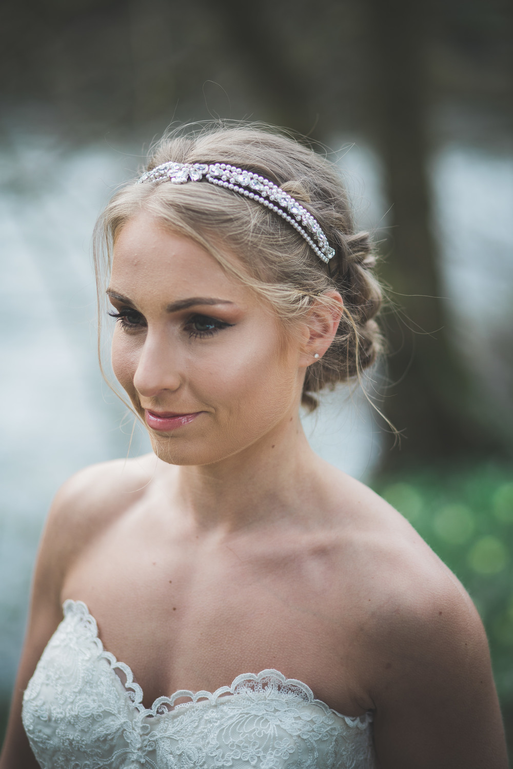 Dreamcatcher collection, LHG Designs, bridal hair accessories, image - Tandem Photography