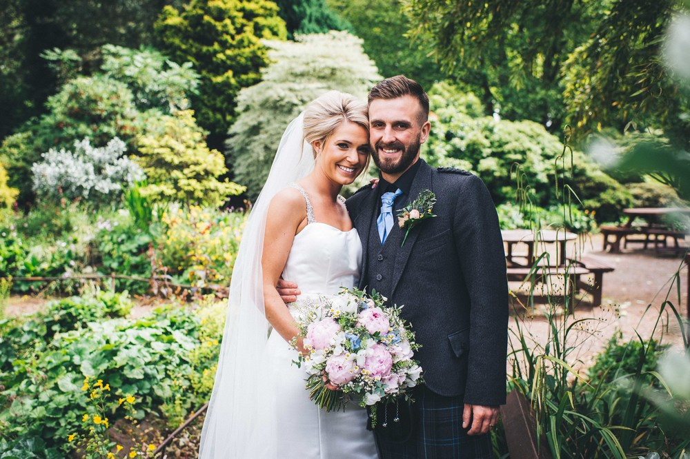 Dumfries Wedding Tom Cairns Photography Easterbrook Hall Blush