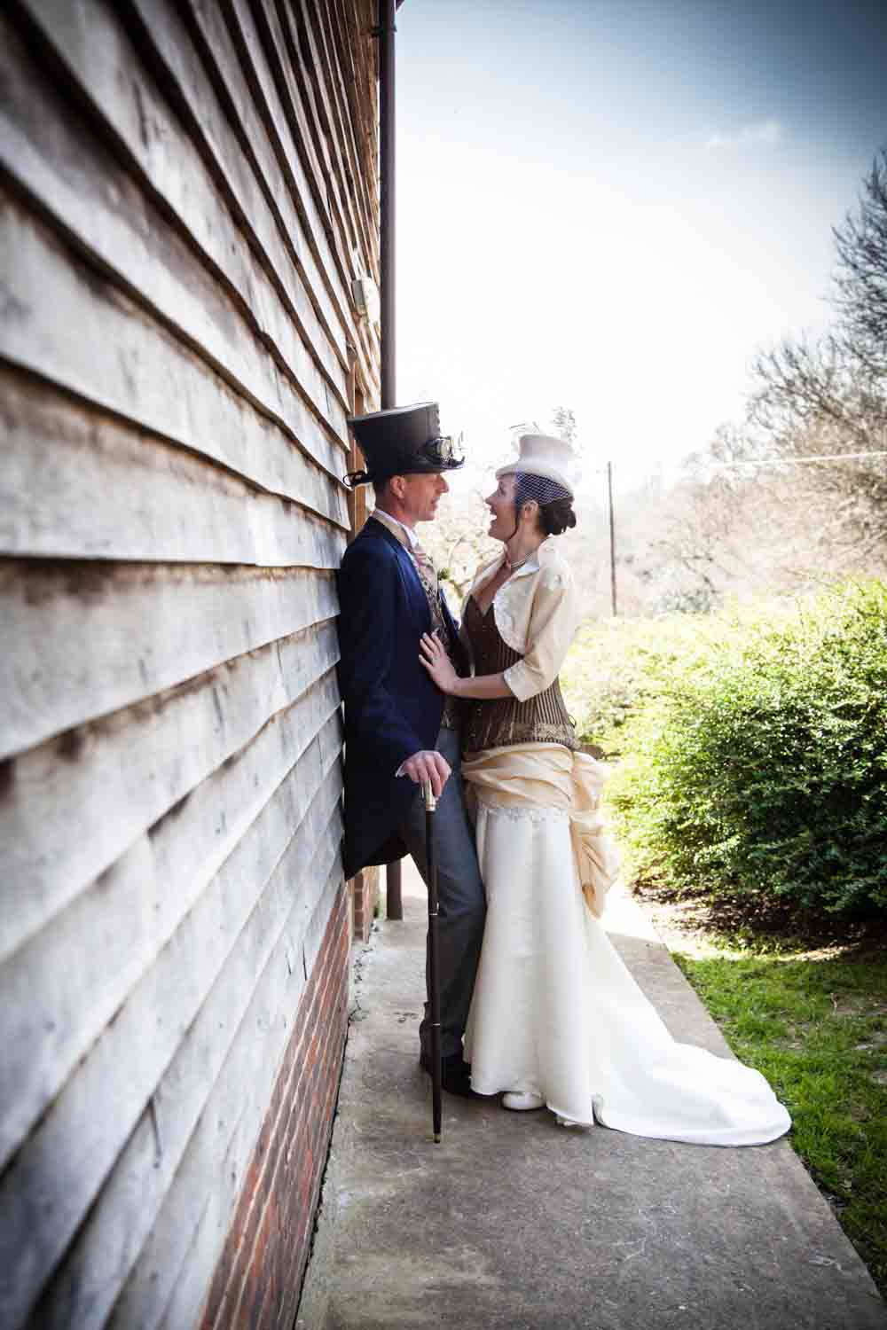 Sussex wedding, Steampunk Wedding | FitzGerald Photographic