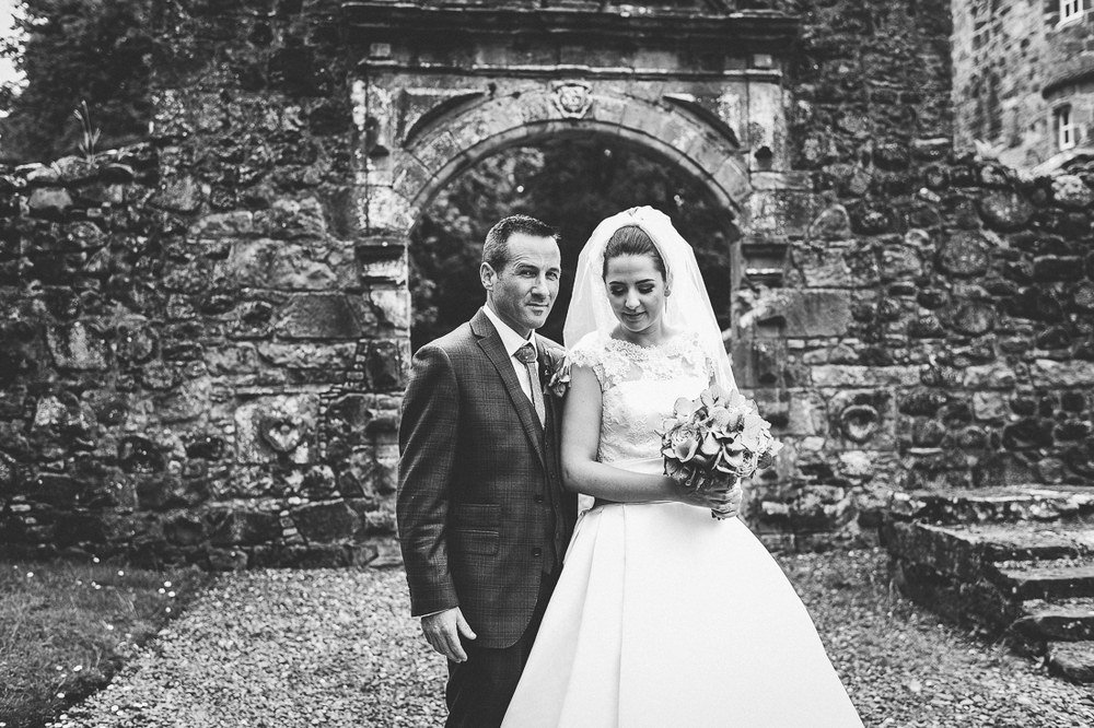 Rowallan-Castle-Tom-Cairns-Photography-Pronovias-Wedding-Dress-scottish-wedding-theme-cluedo-wedding-stationery (69)