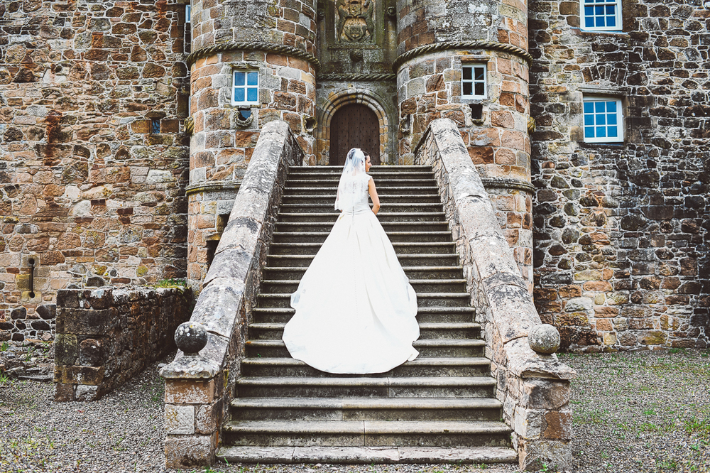 Rowallan-Castle-Tom-Cairns-Photography-Pronovias-Wedding-Dress-scottish-wedding-theme-cluedo-wedding-stationery (72)