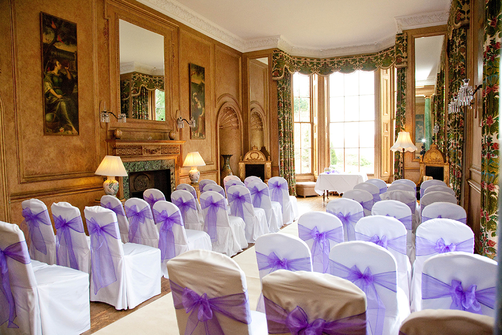 ceremony, drawing room, ardanaiseig