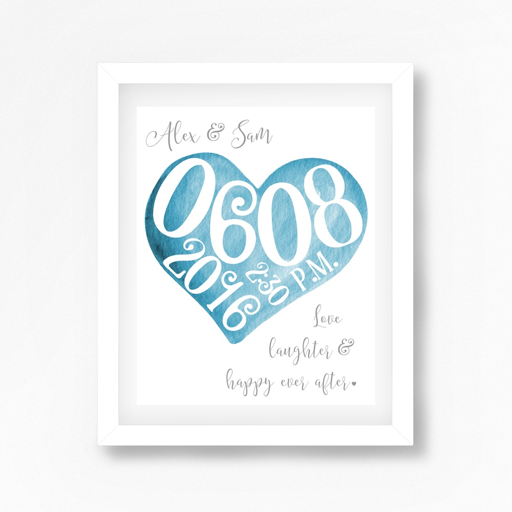 perfect little prints - personalised prints - wedding prints (3)