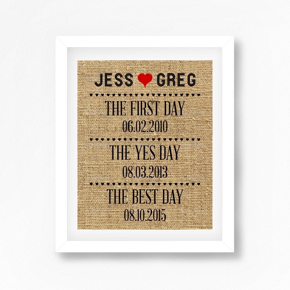 perfect little prints - personalised prints - wedding prints (4)