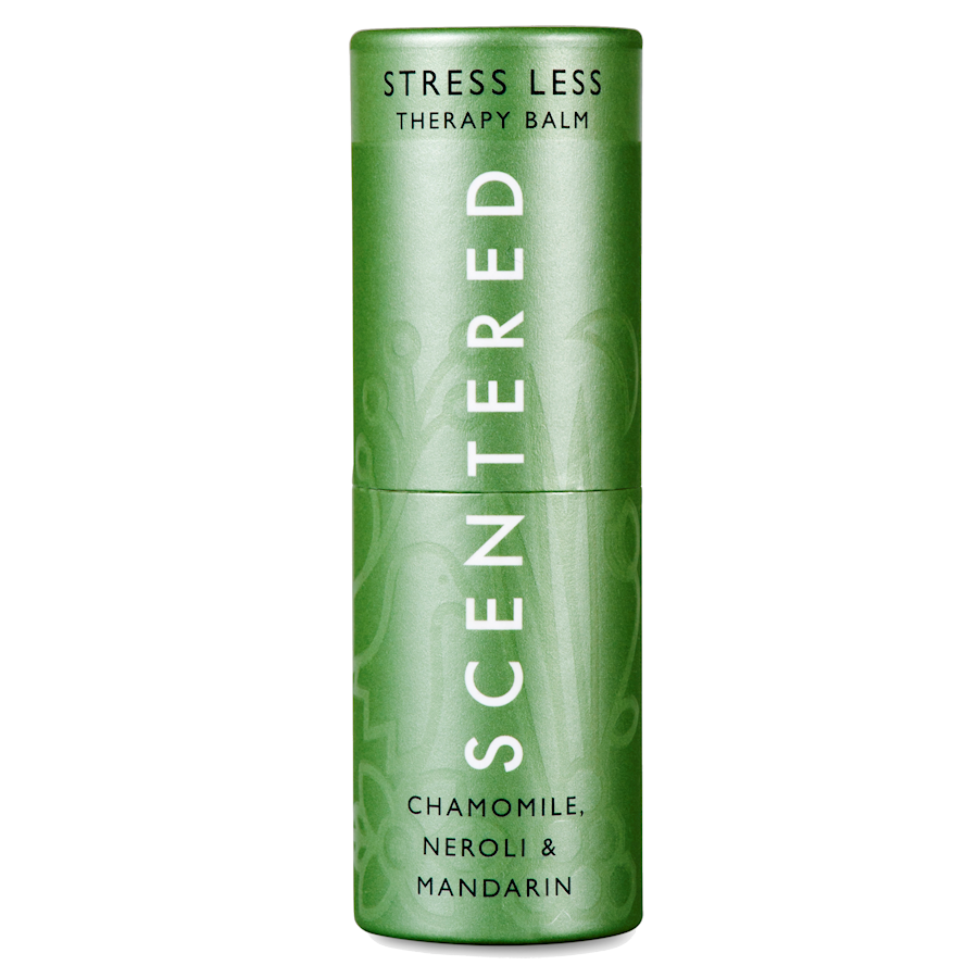 stress-less, scentered fragrance balms
