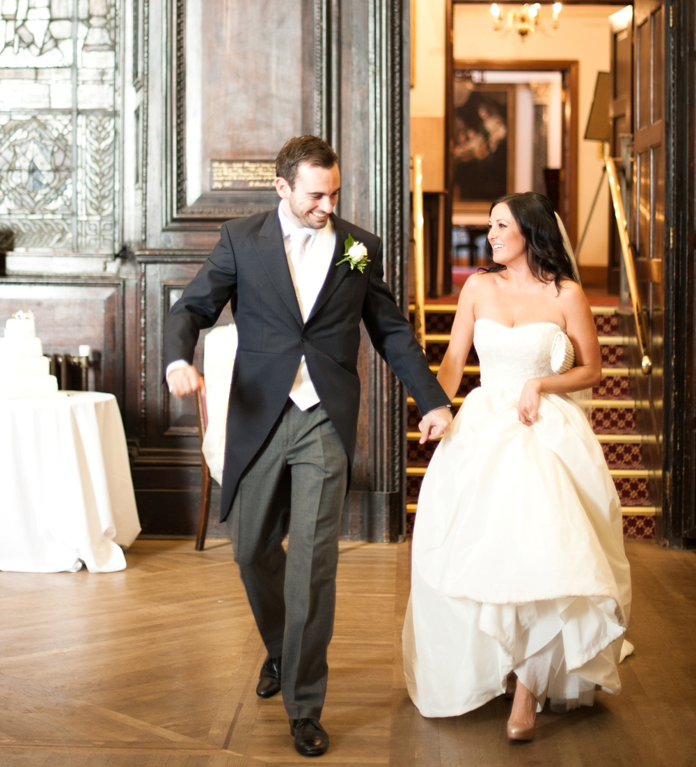 stationers hall, london wedding venue, Image - Anushe Low Photography