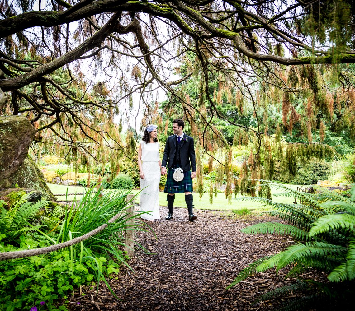 Royal Botanic Gardens Edinburgh ~ Unique Wedding Venue In Scotlands Capital