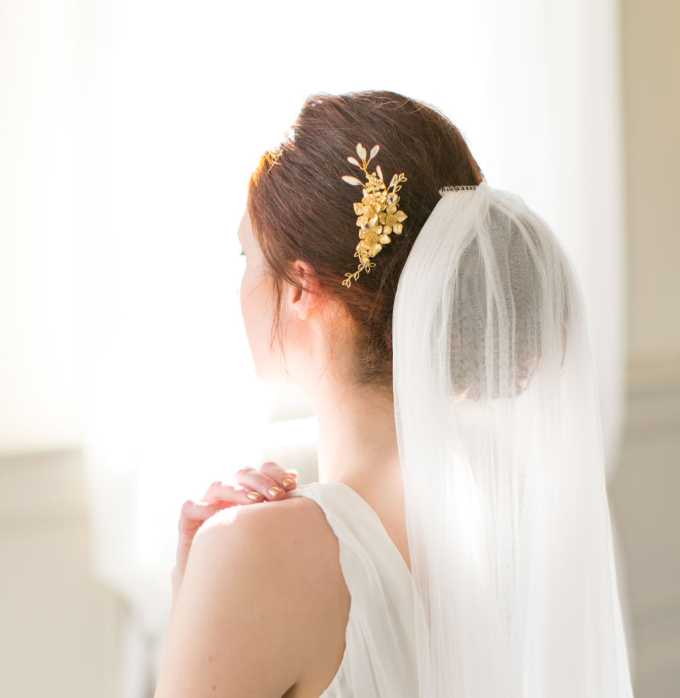 The Gold Dust Collection from Victoria Millésime - UK Wedding Blog ...