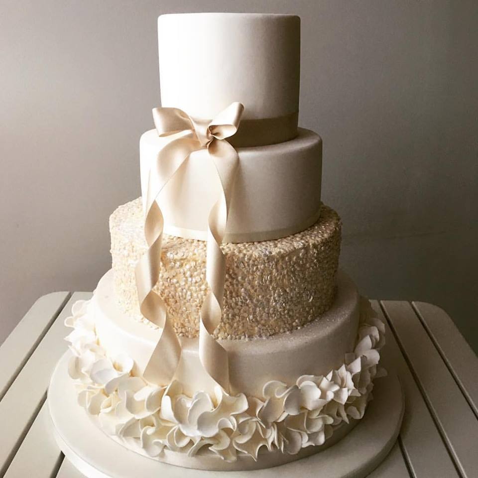 Liggys Cake Company Edinburgh Wedding Cakes Glasgow
