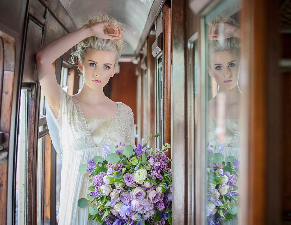 amber-tutton-model-pengelly-photography-colne-valley-railway-railway-bridal-shoot-15