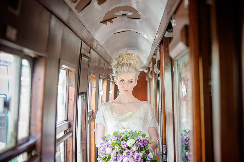 amber-tutton-model-pengelly-photography-colne-valley-railway-railway-bridal-shoot-4
