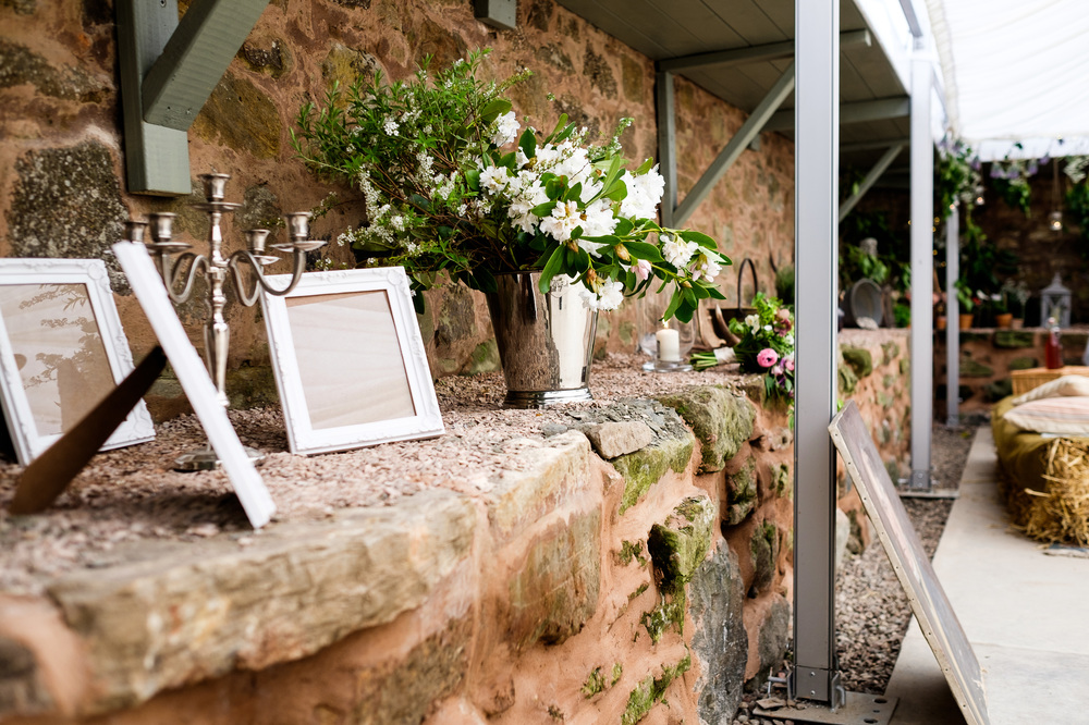 walls-of-the-steading, cow shed crail, fif wedding venue, image - suzanne black photography