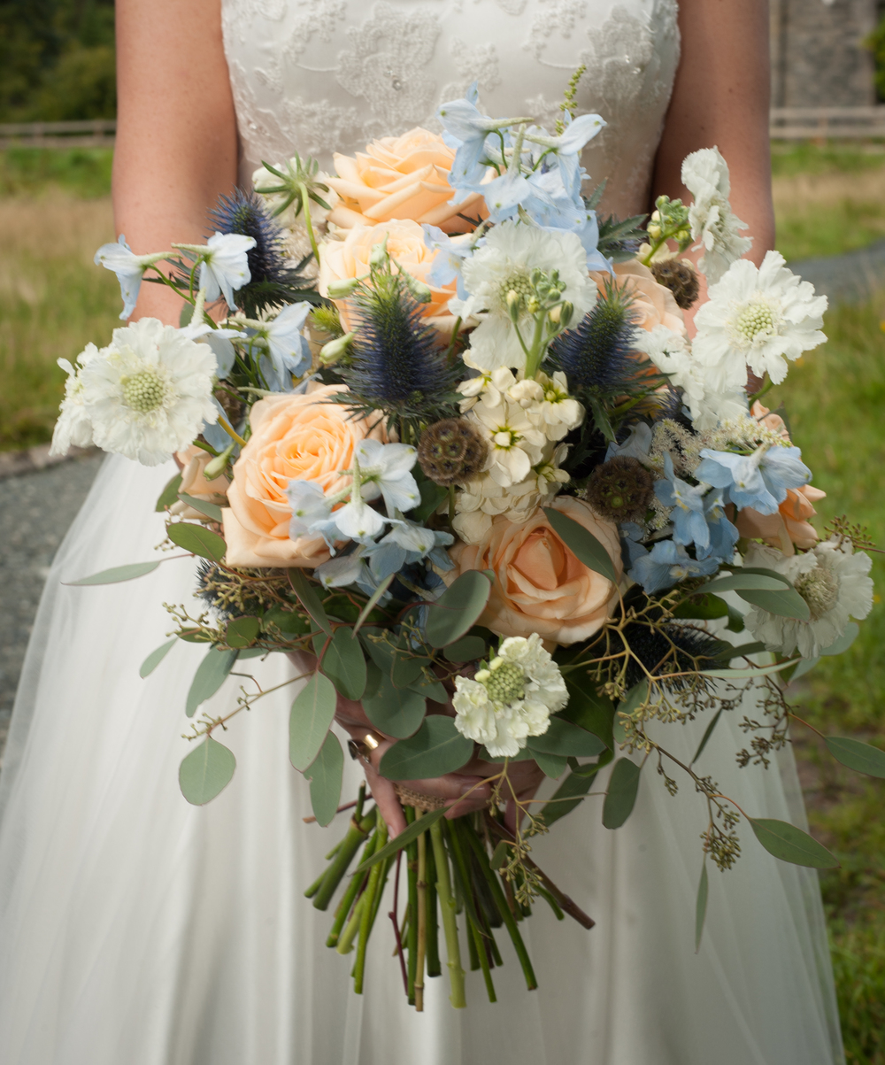 Designer Wedding Flowers: Unique Bespoke Wedding Flowers From The Floral Design