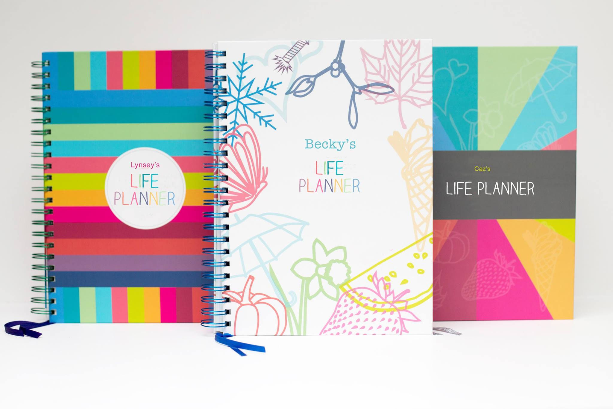 Life Planners , Unique Planners by Pirongs