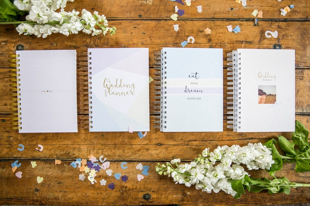 Practical Stylish Wedding Planners From Unique By Pirongs