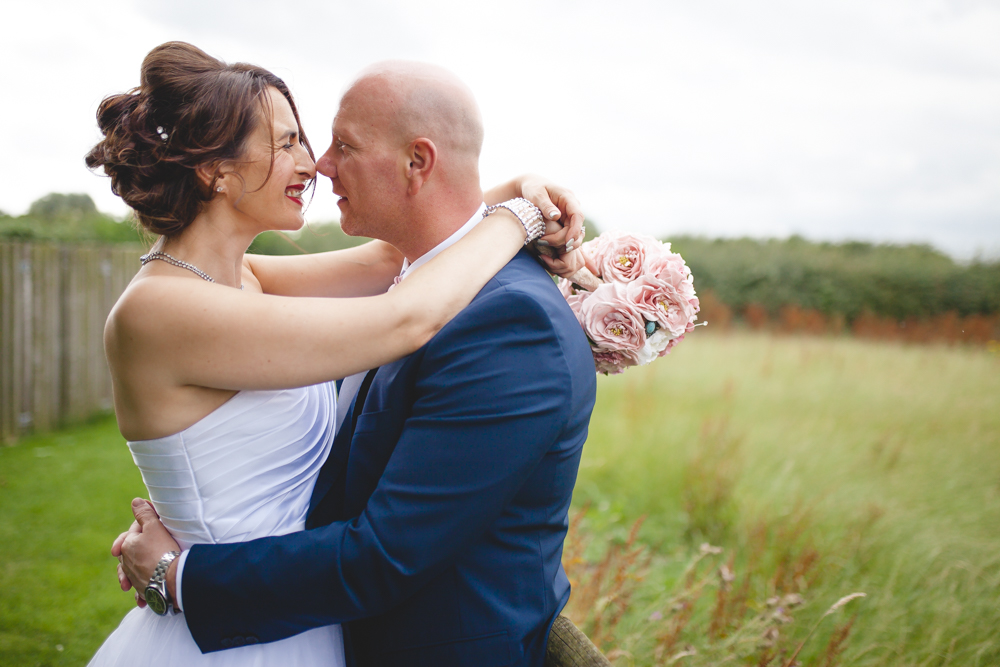 relaxed yorkshire wedding