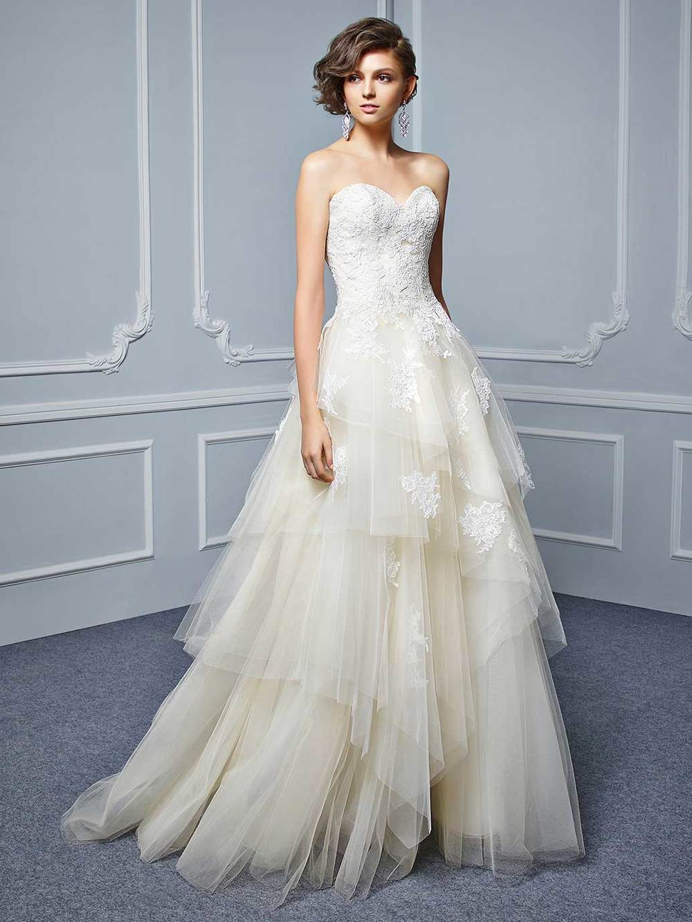 Enzoani - Modern & Romantic 2017 Collection Bridal Gowns - UK ...