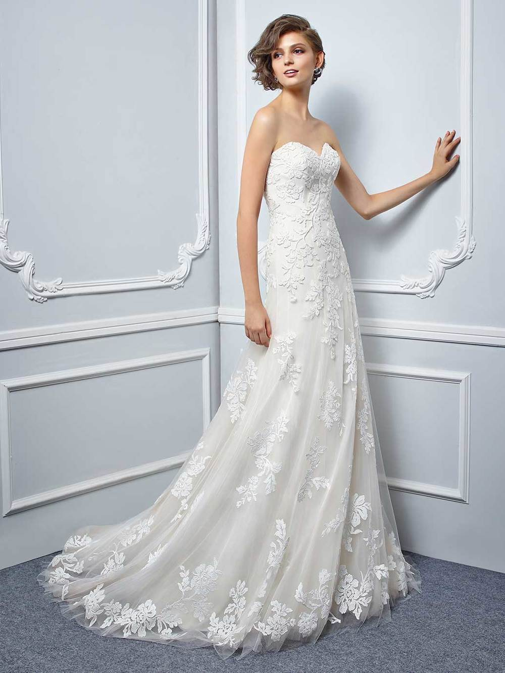 Enzoani Modern Romantic 2017 Collection Bridal Gowns UK