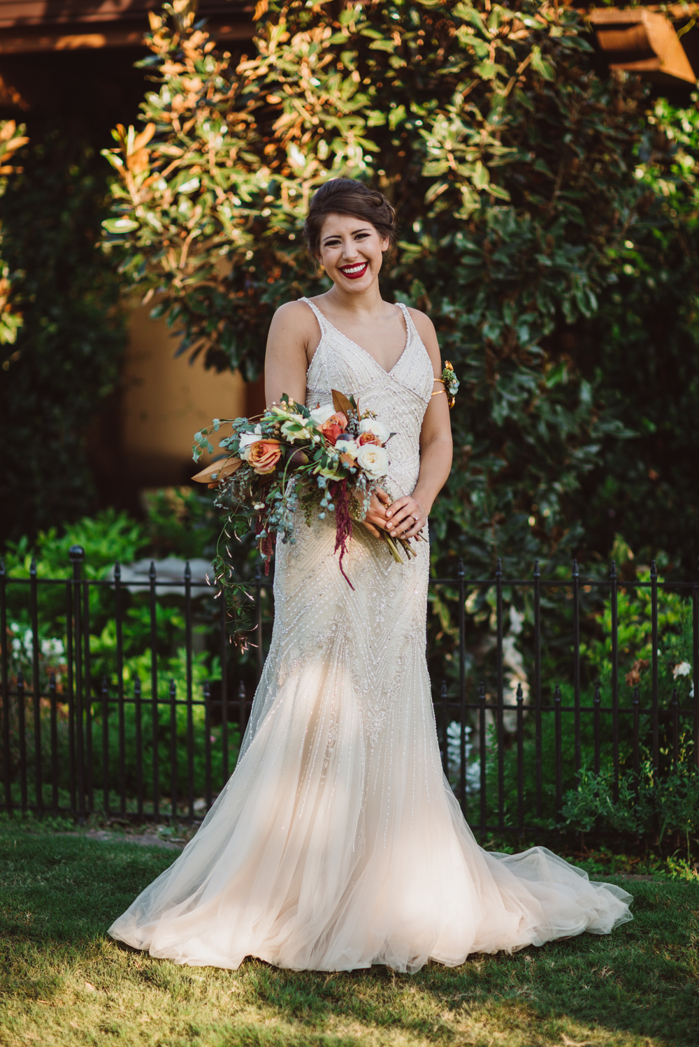 A French Art Nouveau Wedding Styled Shoot inspired by Alphonse Mucha ...