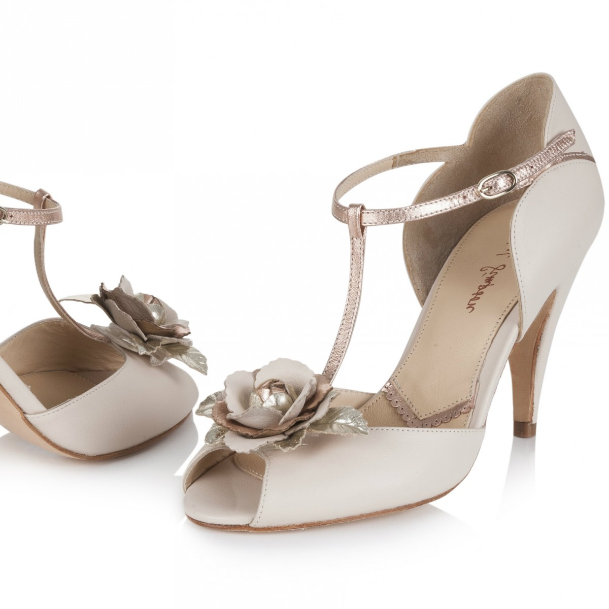 Bridal Shoes Alternative: Rachel Simpson