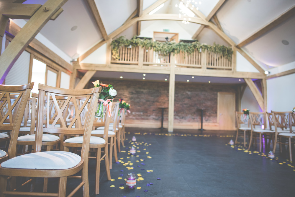 A Beautiful Leicestershire Barn Wedding With A Stella York Dress Amp Jewel Colour Details