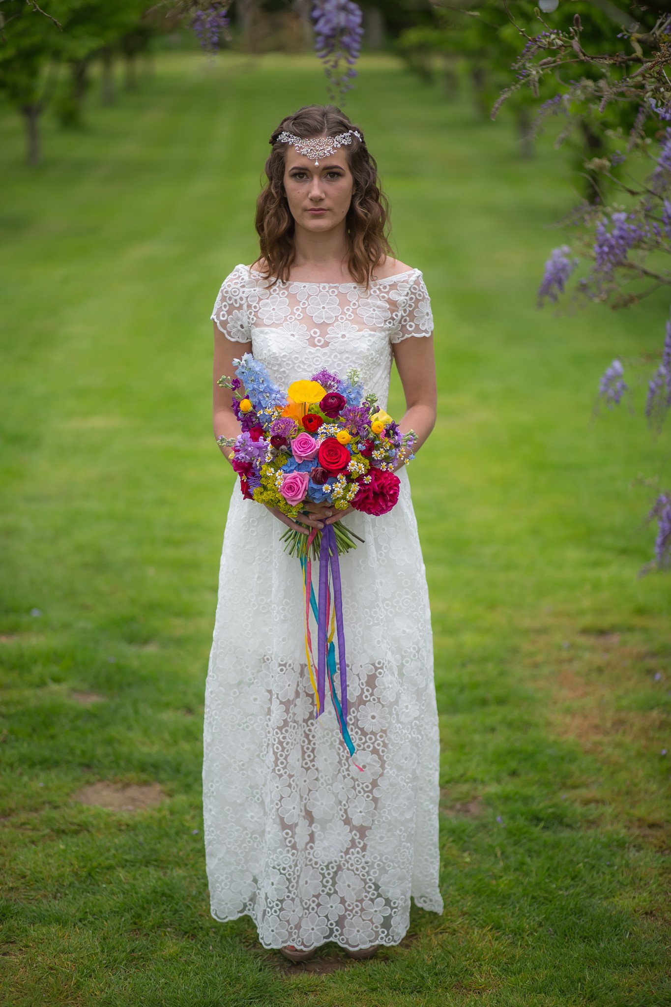 Beautiful, quirky & bespoke bridal wear from Lucy Can\'t Dance - UK ...