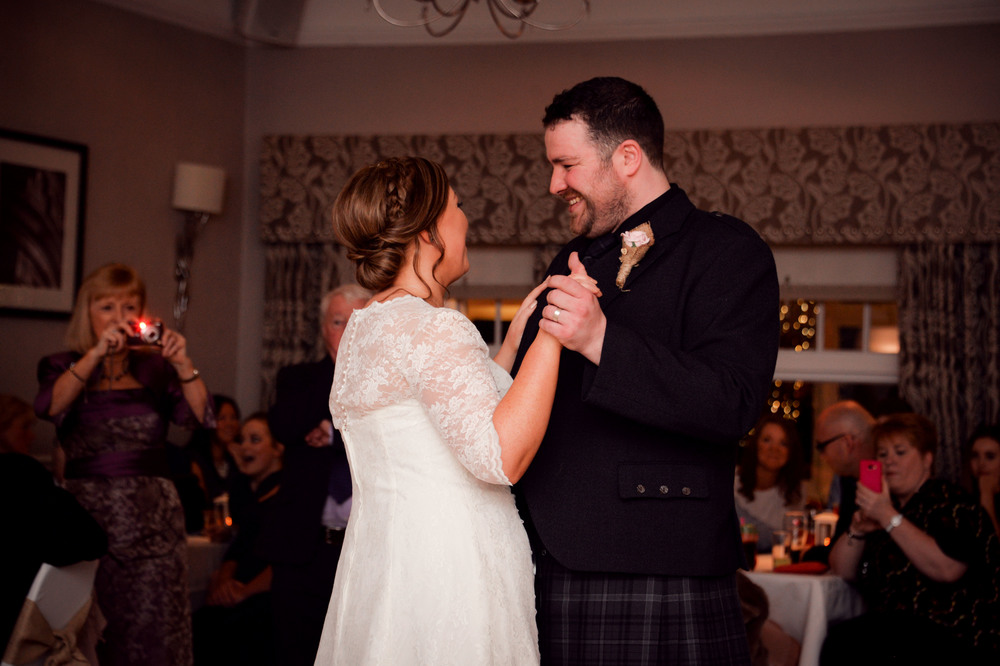 A Vintage Inspired Glasgow Wedding At Sherbrooke Castle With