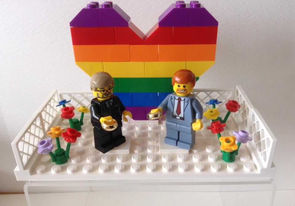 Make Lego Cake Design : Customised Lego Cake Toppers for Weddings & Events from ...