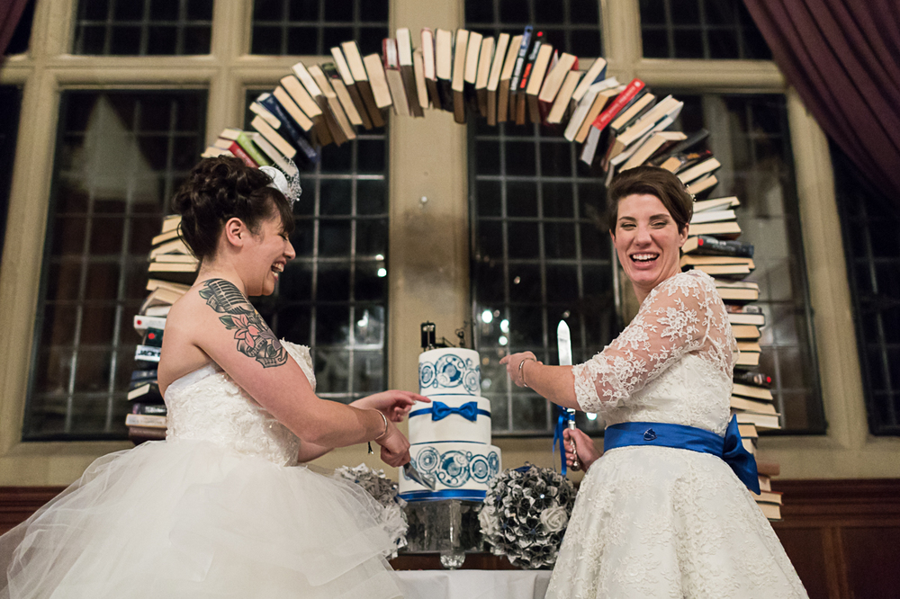 An Incredible Music And Literature Inspired Wedding With Dr Who