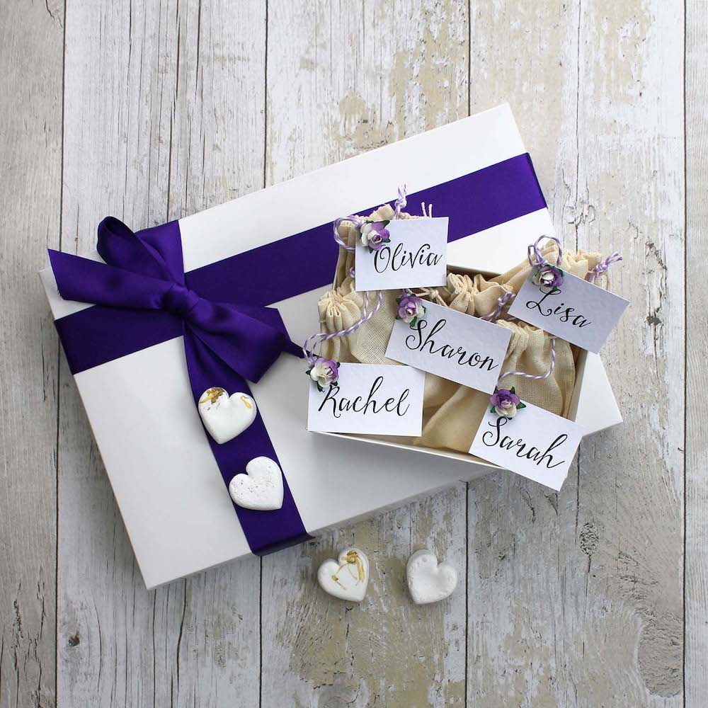 Beautiful Wedding Favours And Gifts From Swagbags Uk Wedding Blog