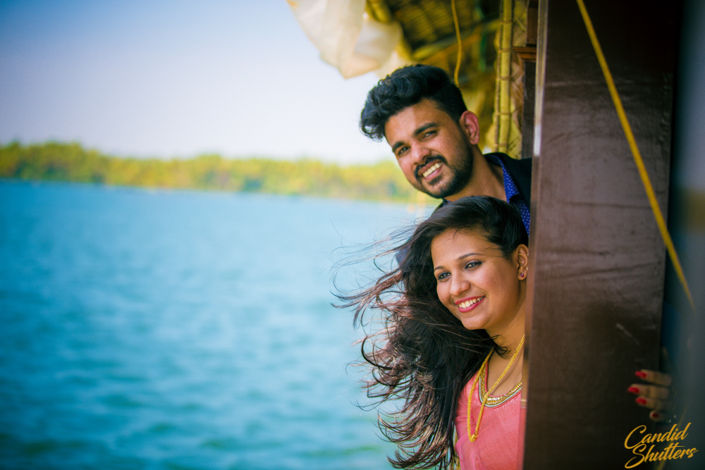 Wedding Photography Rates In Kerala: A Beautiful Indian Post Wedding Shoot On The Pristine