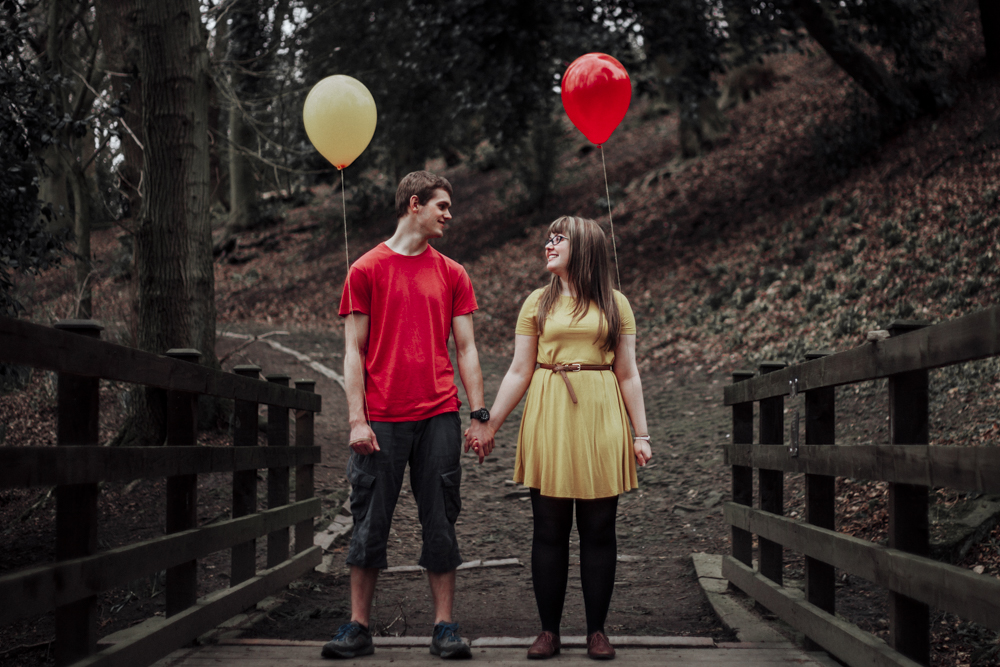 Winnie The Pooh Themed Engagement Shoot Archives Uk Wedding Blog