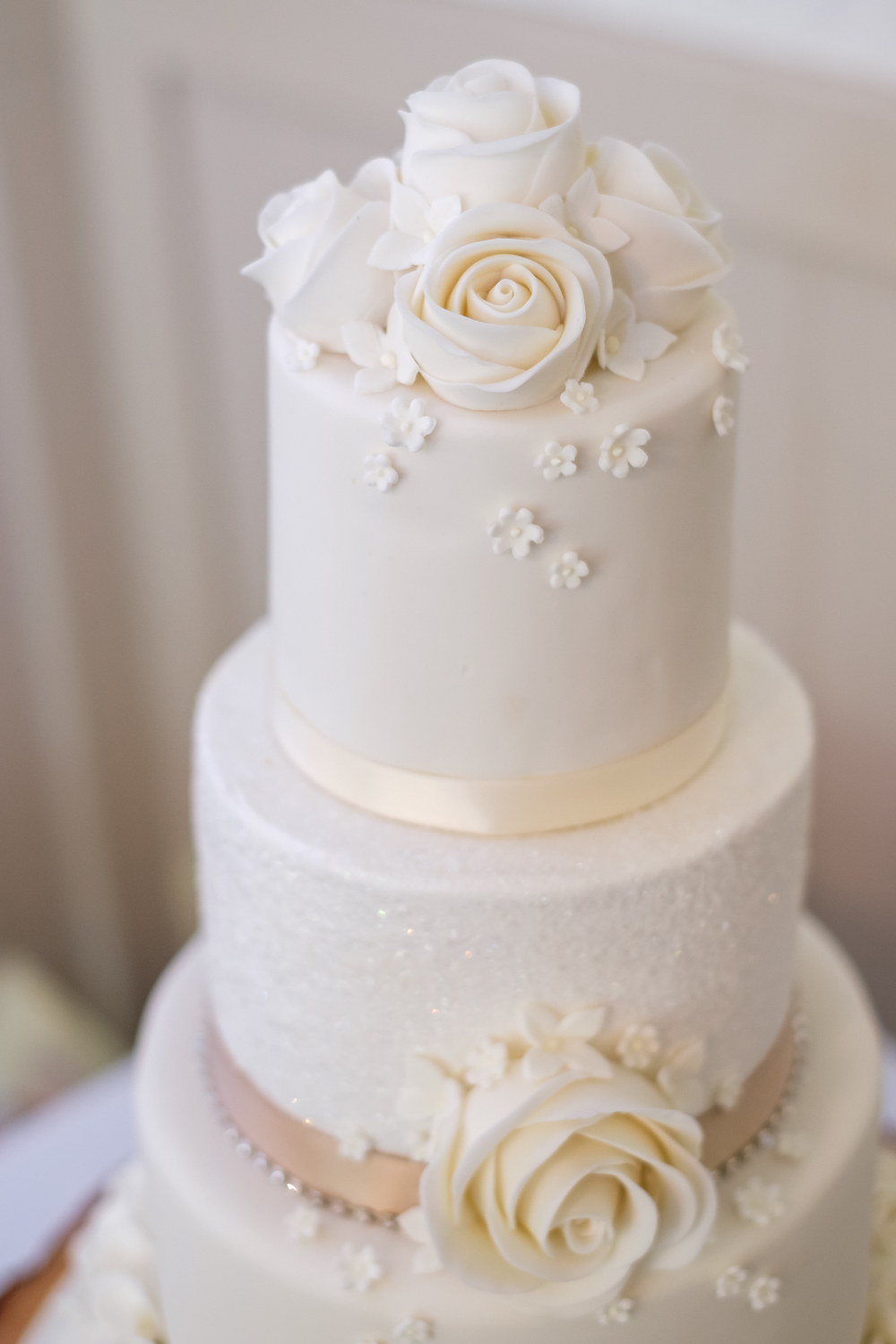 An elegant Cadbury Purple Wedding in the West Midlands with a True ...