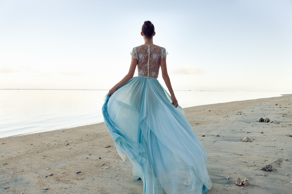The Ocean Collection ~ 2018 Bridal Gowns from Daalarna Couture - UK ...