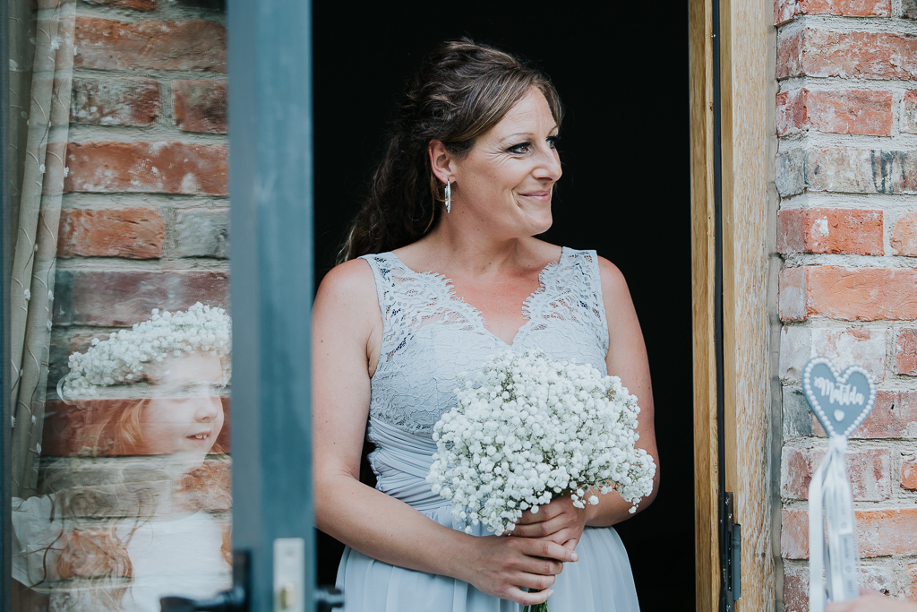 A gorgeous rustic Kent Wedding at Nurstead Court with a Mori Lee ...