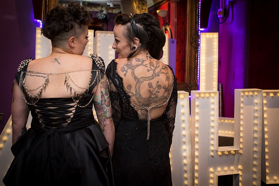 LGBT Wedding - alternative wedding