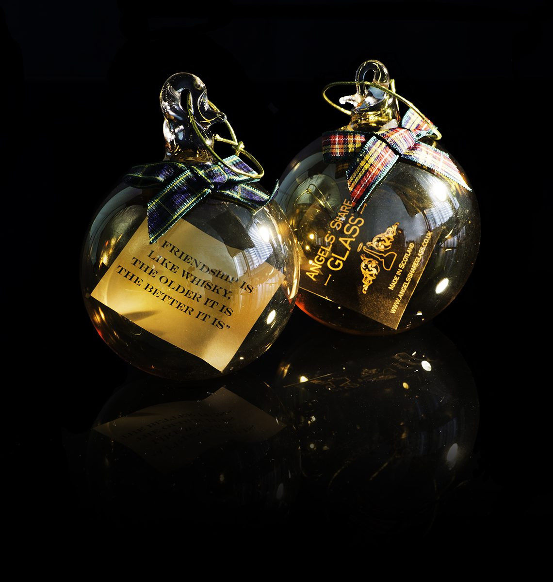 Beautiful Whisky Gifts For A Festive Wedding Or Keepsake From Angels