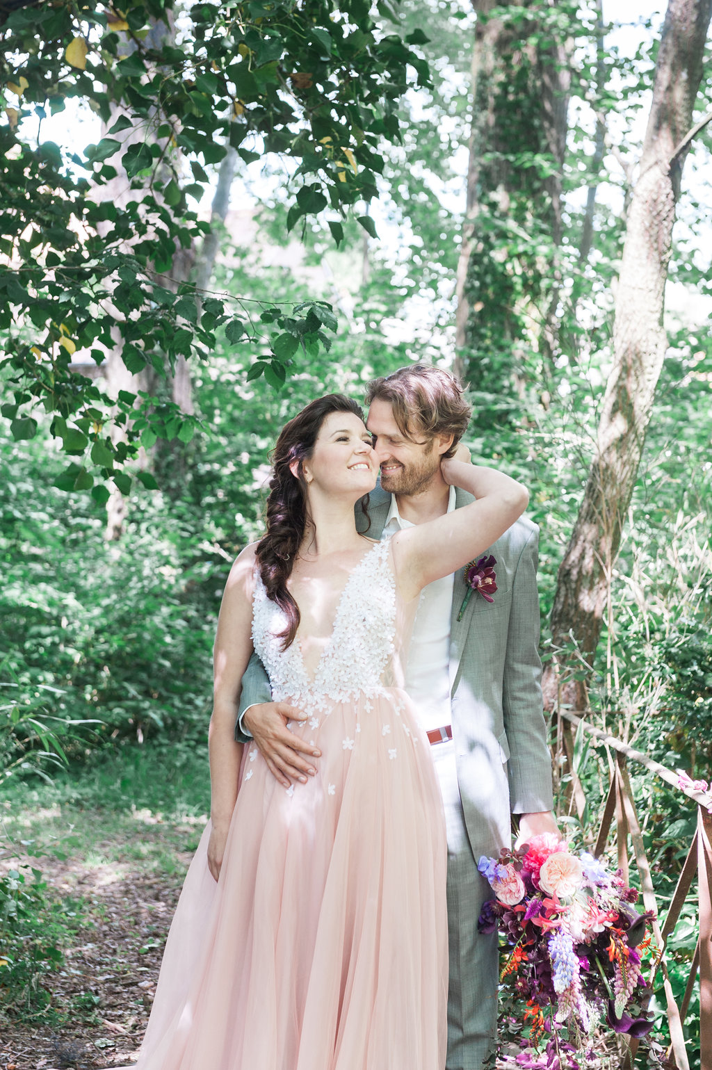 Into The Woods A Dark Fairytale Inspired Wedding Styled Shoot In