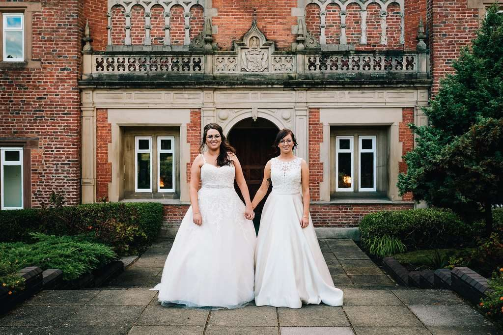 A Spellbinding Same Sex Harry Potter Inspired Wedding At Crewe Hall