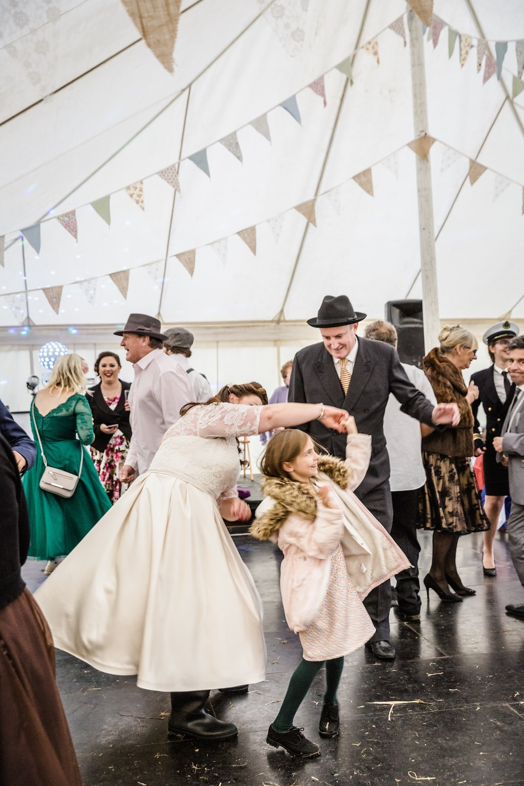 A Glorious Make Do and Mend 1940s inspired Wedding in Devon - UK ...