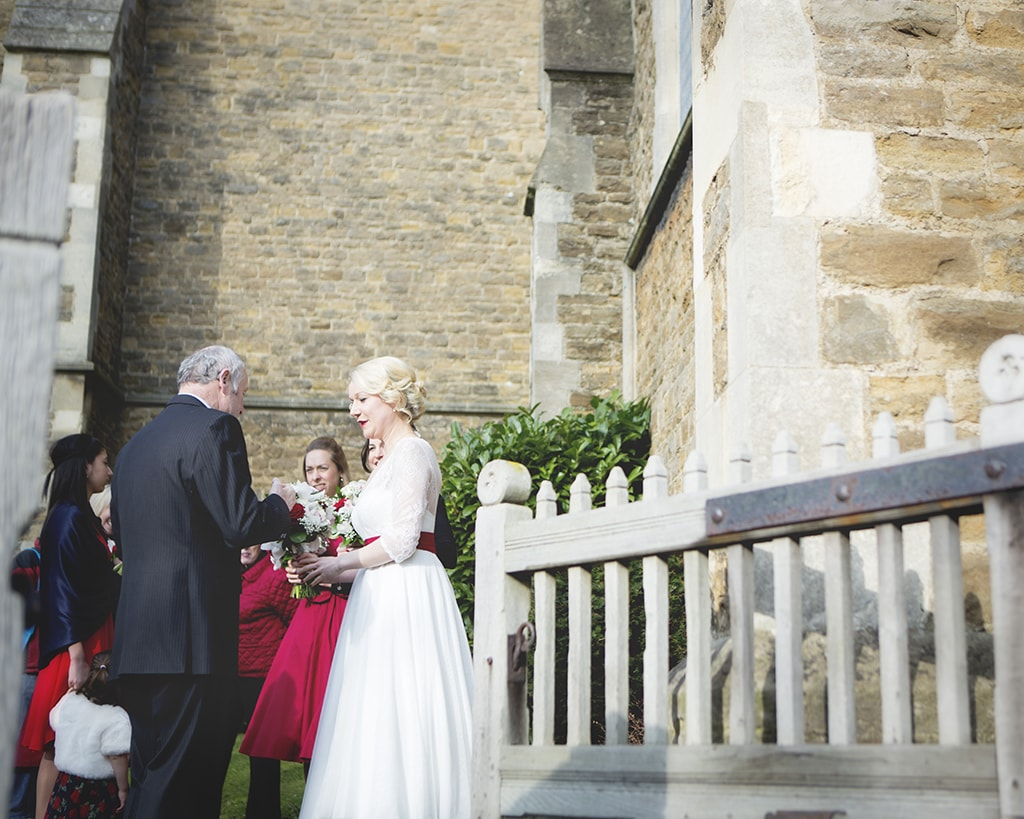 A pretty Jane Eyre inspired Wedding with beautiful merlot details ...
