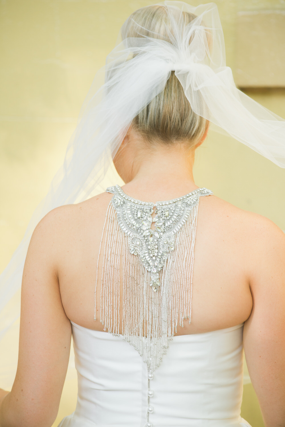 A Sydney Harbour Wedding with a Wendy Makin Dress and hints of the ...