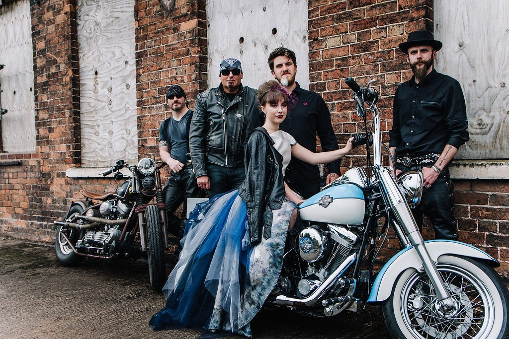 A Whisky and Rock \'n\' Roll themed Wedding for the modern day Romeo ...