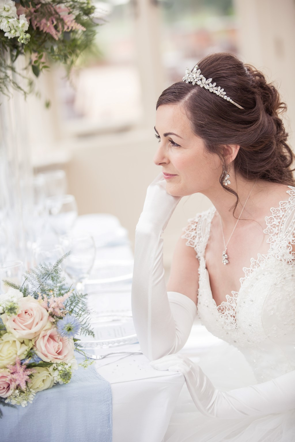 A fairytale Cinderella inspired wedding styled shoot at The Elvetham ...